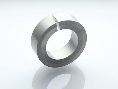 霍尔传感器非晶纳米晶开气隙磁芯