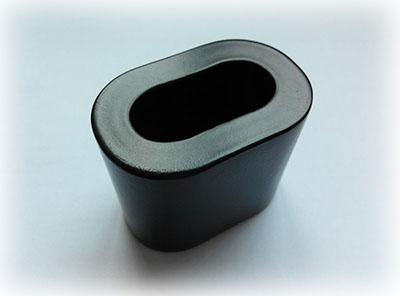 新能源汽车控制器动力总成EMC专用纳米晶磁芯
