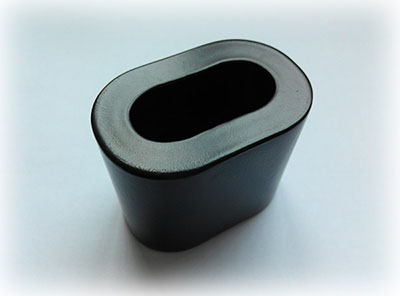 nanocrystalline oval cores