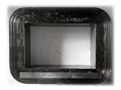 高压电除尘大功率高频变压器纳米晶矩形磁芯