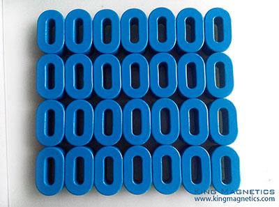 oval shape nanocrystalline cores